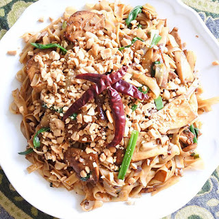 Rice Noodles With Soy Sauce Recipes.