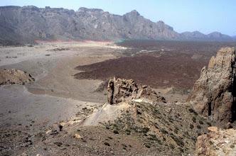 Photo: Parque Nacional de las Cañadas del Teide