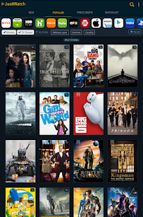 JustWatch – Search Engine for Streaming and Cinema 8