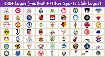 Football Clubs Logo Quiz HD: Guess Soccer Teams