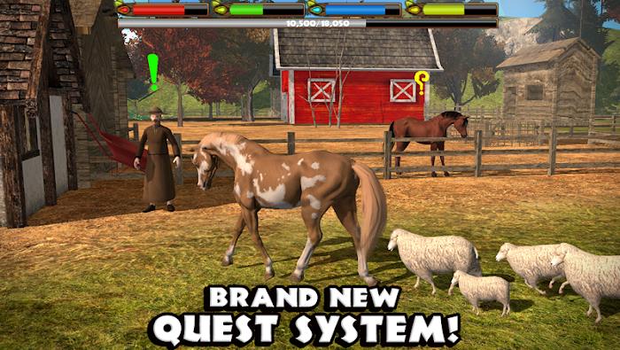 Ultimate Horse Simulator- screenshot