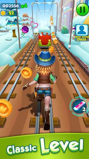 Subway Princess Runner apkmr screenshots 21