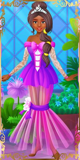 Royal Princess Dress Up : Lady Party & Prom Queen apkmind screenshots 4