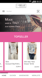 Labelle-Mode - náhled