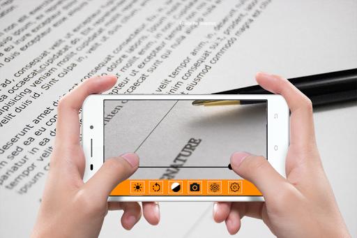 magnifier - magnifying glass screenshot 3