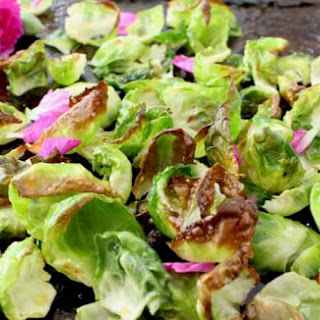 How to Make Brussel Sprout Chips (Crispy)