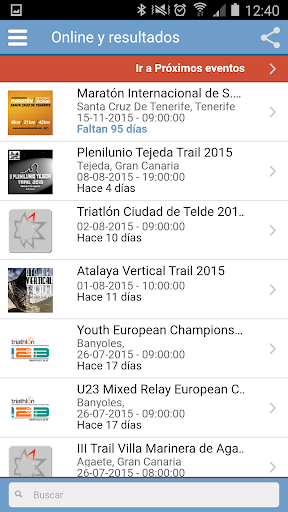 TrackingSport screenshot 16