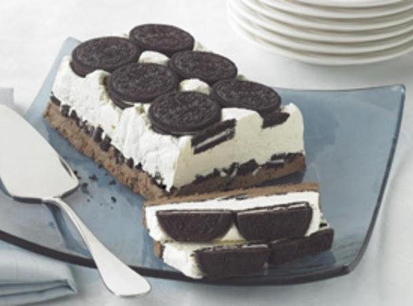 Cookies & Cream Freeze Recipe