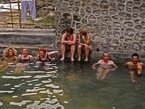 Photo: Heiße Quellen von Tatopani