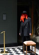 Photo: Wien/Burgtheater/ Vestibül: DIE HAMLET-MASCHINE von Heiner Müller. Premiere am 16.10.2015. Inszenierung: Christina Tscharyiski. Ignaz Kirchner. Copyright: Barbara Zeininger