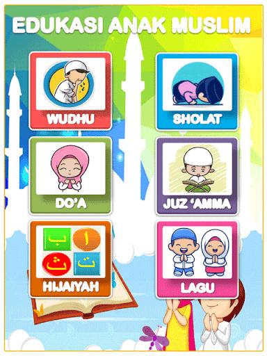 Edukasi Anak Muslim apkmartins screenshots 1