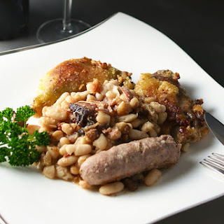 Cassoulet with Chicken or Duck