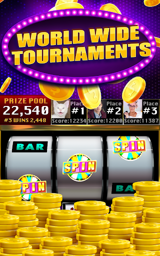 Vegas Slots Casino: Slot Machines With Bonus Games 7 Mod screenshots 4