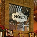 Logo for Moe's of Moundsview