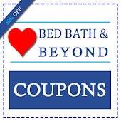 Coupon for Bed Bath and Beyond