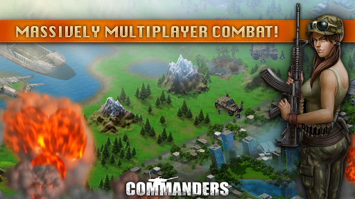 Commanders screenshot 5
