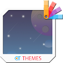 Moon Night Xperia Theme icon
