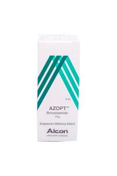Azopt 1% Solución Oftálmica