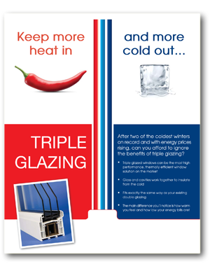 Additional Triple Glazing Information