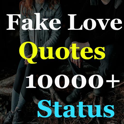 fake love quotes status aplikasi di google play