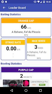 IPL 2016 screenshot