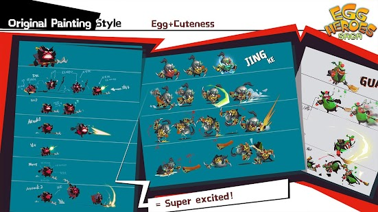 Egg Heroes Saga Screenshot