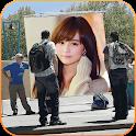 Hoarding Photo Frames icon
