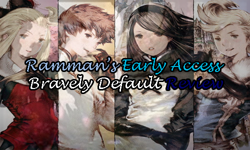 Always Nintendo Reviews   Bravely Default (NA)