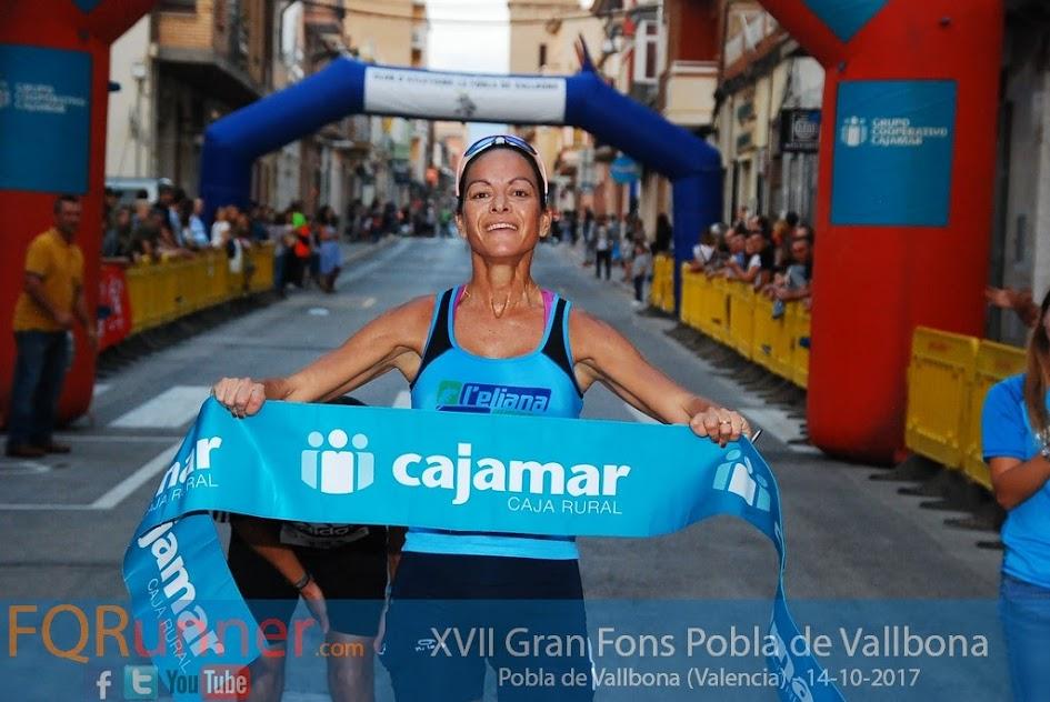 Primera Clasificada XVII Gran Fons Pobla de Vallbona 2017