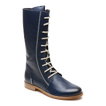 Step2wo Giselle - Lace Up Boot HIGH BOOT