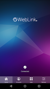 WebLink Host - náhled