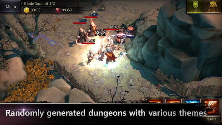 Rogue Hearts- screenshot