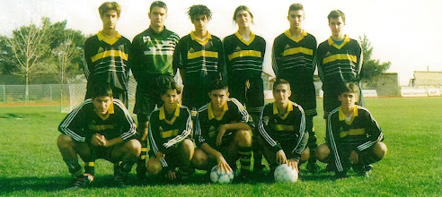 Photo: 2000-01 Ελπίδες ΑΕΚ Πρωταθλητές Γ' Κατηγορίας ΕΠΣ Κοζάνης