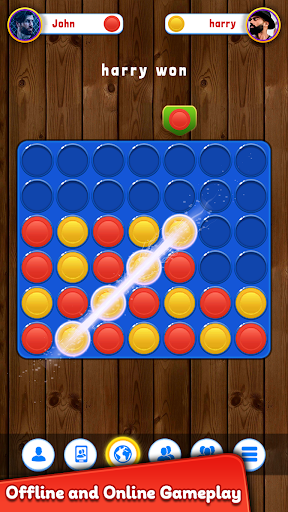 Connect 4: 4 in a Row 1.13 screenshots 3