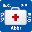 Medical Abbreviations icon