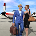 Billionaire Dad Luxury Life Virtual Family Games icon