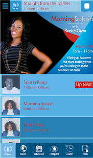 Splash FM 105.5- screenshot thumbnail