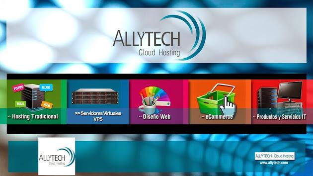 allytech.com GooglePlus Cover