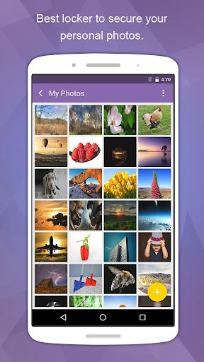 Photo Locker screenshot 1