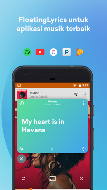 MusixMatch Lyrics Mod Apk (Premium)