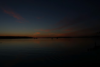 Photo: Break of Dawn Over Pigeon Hill Bay