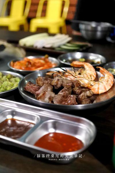 燒桶子,韓風立燒  體驗道地韓國燒烤,專人代烤好愜意!