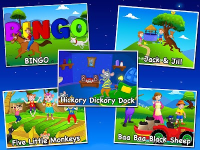 Nursery Rhymes For Kids v3.7