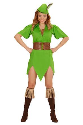 Dräkt, Robin skogskvinna
