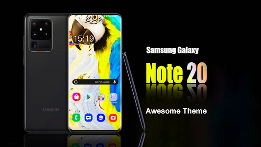 Samsung Note 20 Launcher 2020: Themes & Wallpaper 1.3