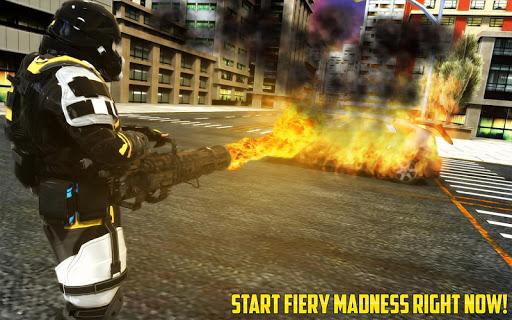 War Flame Throw Critical Gun Simulator Destroyer Z cheat screenshots 2