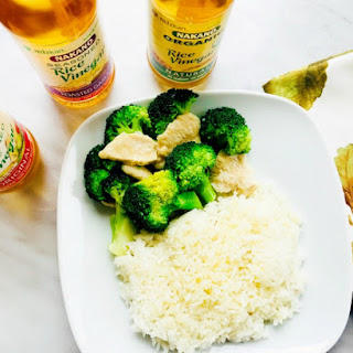 Garlic Infused Sticky Rice Recipe
