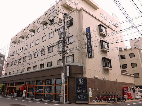 Via Inn Hiroshima Kanayamacho (Formerly BlueWave Inn Hiroshima)