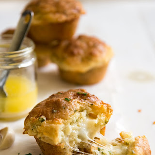 Butter Cheese Muffin Recipes