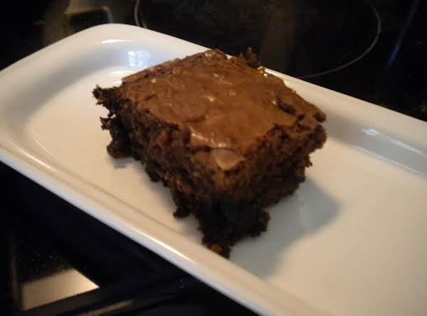 Simple 2 Layer Brownies